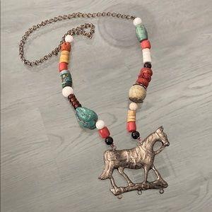 Vintage Statement Necklace